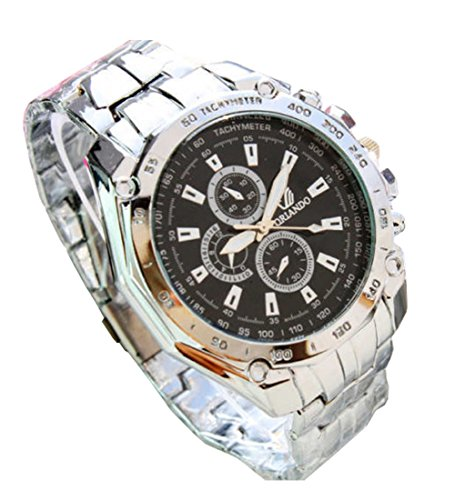 Brand New Orlando Business Men'S Luxury Sport Wrist Watch