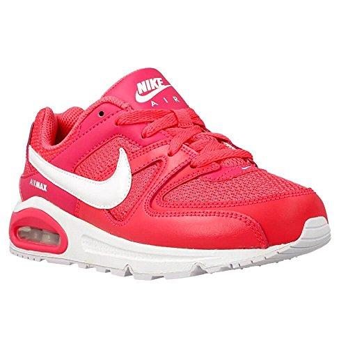 Nike Air Max Command Ps Scarpe da Corsa, Bambine e Ragazze, Multicolore (Dynamic Pink/White/Dynmc Pink), 34