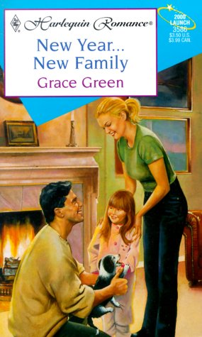 New Year...New Family (New Year) (Harlequin Romance, 3586), Green