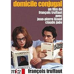 Domicile conjugal - François Truffaut