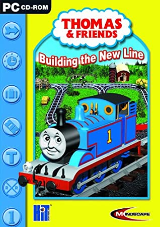 Thomas & Friends - Building the New Line (PC)