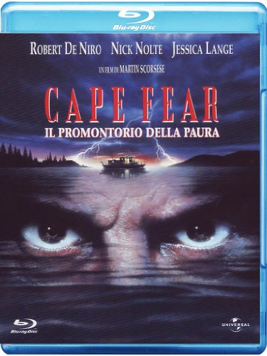 Cape Fear - Il promontorio della paura (20' anniversario) [Blu-ray] [IT Import]