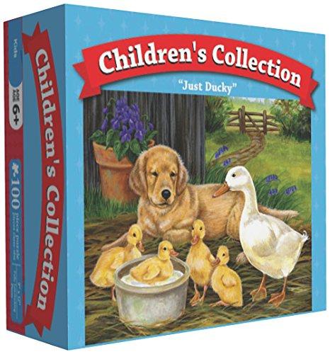 Karmin International Giordano Just Ducky Puzzle (100-Piece)