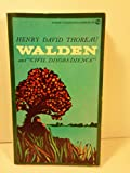 Henry David Thoreau Walden, or Life in the Woods & on the Duty of Civil Disobedience