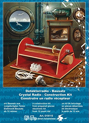 Detektorradio-Bausatz
