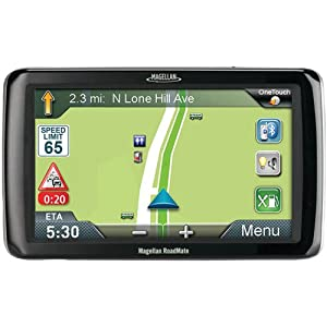 Magellan RoadMate Commercial Truck GPS Navigator 9270T-LM (RC9270SGLUC)