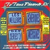 echange, troc Compilation - Les Meilleurs génériques des séries TV américaines 80's
