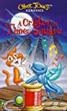 A Cricket in Times Square [VHS]