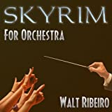 The Elder Scrolls: Skyrim Main Theme (For Orchestra)