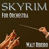 The Elder Scrolls: Skyrim Main Theme (For Orchestra)
