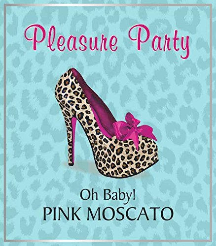 Pleasure Party Nv California Pink Moscato Rose 750 Ml