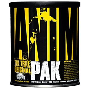 Animal Pak - Universal Nutrition Animal Pack - Best Price Nutrition