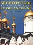 Architecture de la Russie ancienne :...