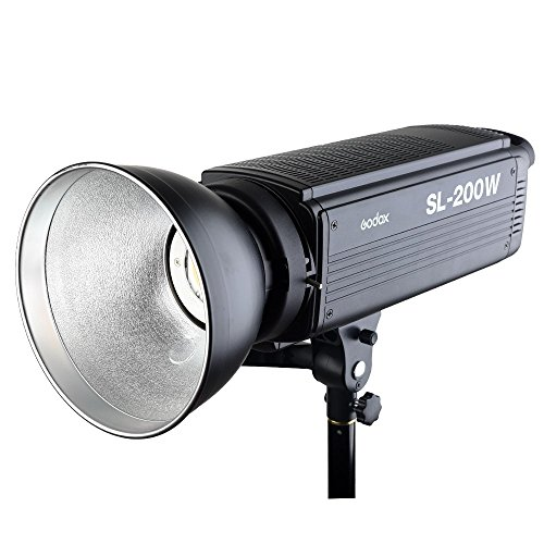 Godox-SL-200W-200Ws-5600K-LED-Video-Light-Studio-Continuous-Lamp-for-Camera-DV-Camcorder-SL200W