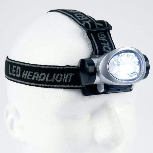 Mitaki-Japan 8-Bulb LED Headlamp