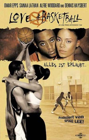 Love & Basketball [VHS]