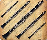 Mouse Mat: Clarinets Design