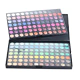 168 Color Eyeshadow - Matte and Shimmer