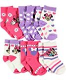 Minnie Mouse Celebrate! 6-Pack Crew Socks