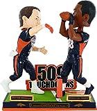 フォーエバー社 NFL ボブルヘッド/新記録 509タッチダウンパス記念 /ペイトン・マニング&デマリアス・トーマス/デンバー・ブロンコス