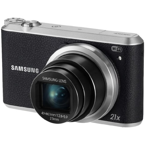 Samsung EC-WB350FBPBUS 16.3Digital Camera with 21x Optical Image Stabilized Zoom with 3-Inch LCD (Black) Review