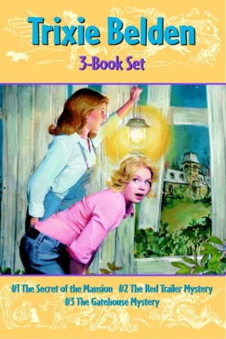 Trixie Belden Boxed Set 1-3 HC, Julie Campbell