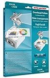 echange, troc  - Data Becker -311204 - Films transparents pour rétroprojecteur - Pour imprimante laser (Import Allemagne)