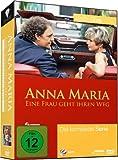 Anna Maria - Eine Frau geht ihren Weg - Staffel 1-3/Die komplette Serie [9 DVDs]