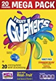 Fruit Gushers Snack, 18 Ounce