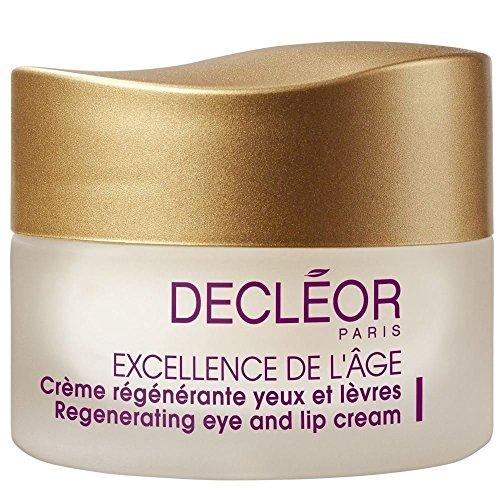 Decléor Eccellenza De L'Età Rigenerante Occhi E Crema Labbra 15ml (Confezione da 6)
