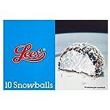Lees Snowballs (10 per pack - 166g)