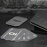 Batman Oficial Naipes - 52 Bat Logo Tarjetas con 2 comodines y tarjeta de estaño