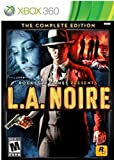 L.A. Noire The Complete Edition (XBOX 360)