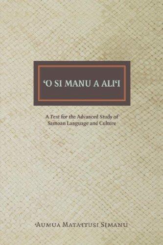 'O si Manu a Ali'i