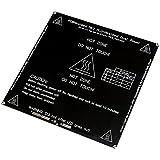 Apto New Allu Heizbett Druckbet für Heatbed MK3 3D Drucker 214*214*3mm