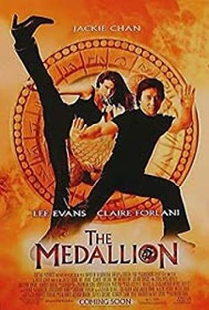 Claire Forlani The Medallion The Medallion Single-Sided