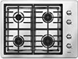 Maytag MGC7430WS 30 Gas Cooktop - Stainless Steel