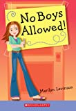 img - for No Boys Allowed book / textbook / text book
