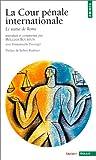 echange, troc William Bourdon - La cour pénale internationale