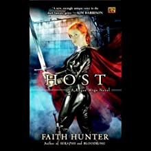 Host: Rogue Mage, Book 3 (       UNABRIDGED) by Faith Hunter Narrated by Natalie Gold
