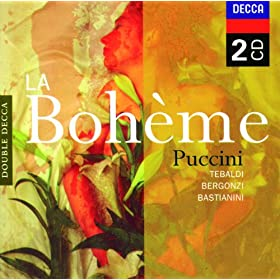 Puccini: La Boh�me (2 CDs)