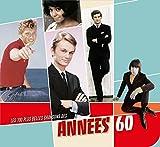 Les 100 Plus Belles Chansons : Ann�es 60 (Coffret 5 CD)