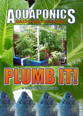 Aquaponics PLUMB IT!