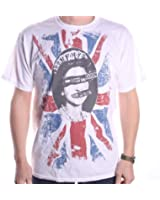 Sex Pistols God Save The Queen Union Jack T shirt 100% Official Fully Licensed