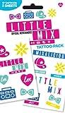 Little Mix Official Merchandise Tattoo Pack