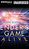 Orson Scott Card Ender's Game Alive: The Full-Cast Audioplay
