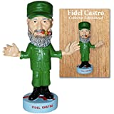 The Bobblehead Castro-BH FIDEL CASTRO Cuban Cigar Military Bobblehead Doll