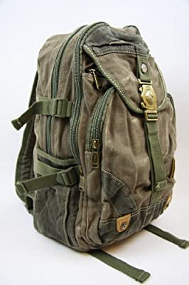 30l Military Backpack Rucksack Camping Bag Camouflage8279 by Mountaineer Outdoor Equipment LTD.