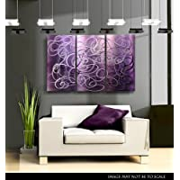 Epic  Confused Passion Modern Metal Wall Art Decor Sculpture