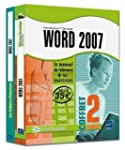 Word 2007 - Coffret de 2 livres : Le...